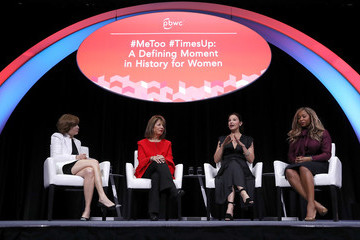 Ashley Judd Woman's Business Conference 'Stand Up, Lift Up' Held In San Francisco