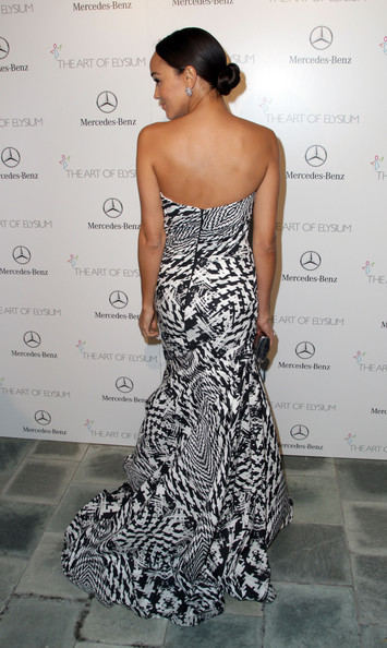 Ashley Madekwe - The Art Of Elysium's 7th Annual HEAVEN Gala Presented By Mercedes-Benz - Arrivals