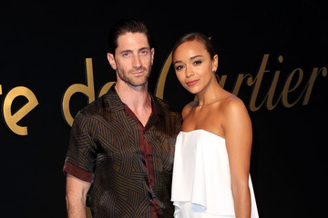 Ashley Madekwe Panthere De Cartier Party In LA - Arrivals