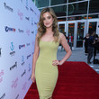 Ashley Newbrough L.A. Premiere Of Entertainment Studios Motion Pictures' 'The Wedding Year' - Red Carpet