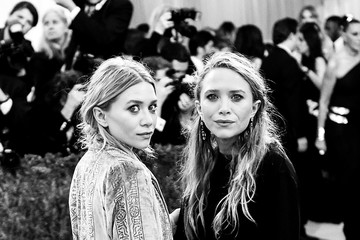 Ashley Olsen 'Manus x Machina: Fashion in an Age of Technology' Costume Institute Gala