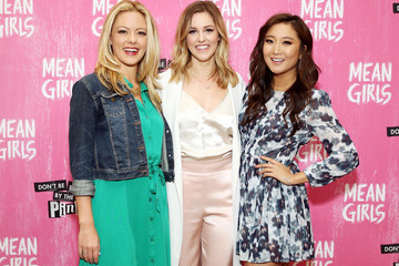 Ashley Park 'Mean Girls' Broadway Cast Meet & Greet