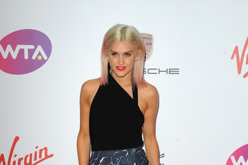 Ashley Roberts Arrivals at the Pre-Wimbledon Party