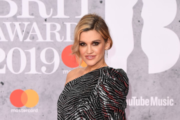 Ashley Roberts The BRIT Awards 2019 - Red Carpet Arrivals