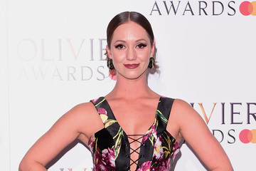 Ashley Shaw The Olivier Awards 2019 With MasterCard - Press Room