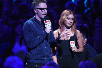 Ashley Tisdale 2015 iHeartRadio Music Festival - Night 1 - Show