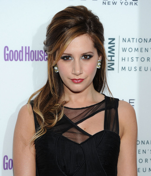 Ashley Tisdale Actress Ashley Tisdale attends Good Housekeeping's Annual Shine on Awards honoring remarkable women at Radio City Music Hall on April 12, 2011 in New York City.