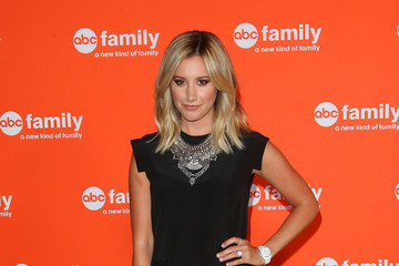 Ashley Tisdale Disney & ABC Television Group's TCA Summer Press Tout