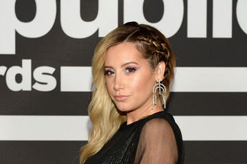 Ashley Tisdale Republic Records Grammy After Party At Spring Place Beverly Hills - Arrivals