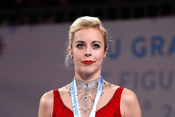 Ashley Wagner ISU Grand Prix of Figure Skating Final 2014/2015 - Day Three