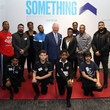 Ashley Walters The Prince Of Wales Opens The Prince's Trust South London Centre