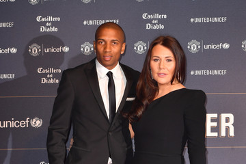 Ashley Young United For Unicef Gala Dinner - Red Carpet Arrivals