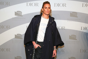 Ashlyn Harris 2019 Guggenheim International Gala Pre-Party