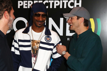 Ashton Kutcher Sound Ventures Presents 'The Party' With A DJ Set By Snoop Dogg