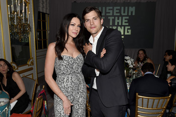 Ashton Kutcher Museum of the Moving Image Honors Netflix Chief Content Officer Ted Sarandos and Seth Meyers - Inside