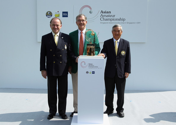 Asian Amateur Round One