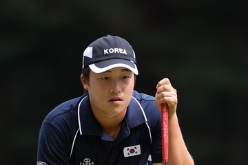 Kyung-hoon Lee Asian Amateur Round Two