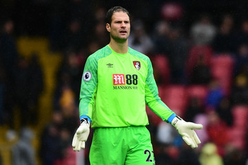 Asmir Begovic Watford FC vs. AFC Bournemouth - Premier League