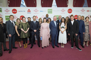 Aston Merrygold The Prince Of Wales Attends 'The Prince's Trust' Awards