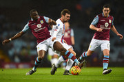 Aly Cissokho Jordan Veretout Photos Photo