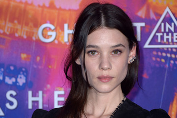 Astrid Berges Frisbey 'Ghost in the Shell' Paris Premiere