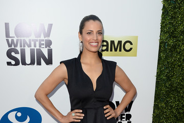Athena Karkanis 'Low Winter Sun' Premieres in Hollywood