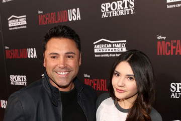 Atiana De La Hoya 'McFarland, USA' Premieres in Hollywood — Part 2