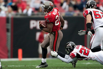 Chevis Jackson Atlanta Falcons v Tampa Bay Buccaneers