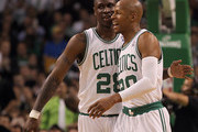 Ray Allen Mickael Pietrus Photos Photo