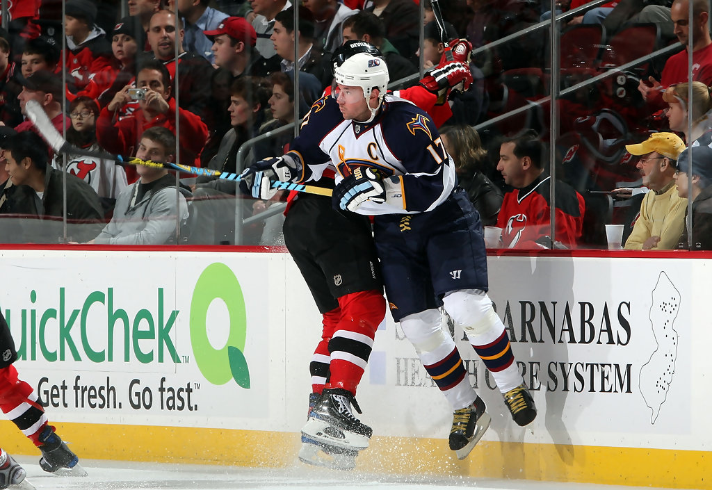 Colin White Photos»Photostream · Main · Articles · Pictures · Atlanta  Thrashers v New Jersey Devils a292ce0b5