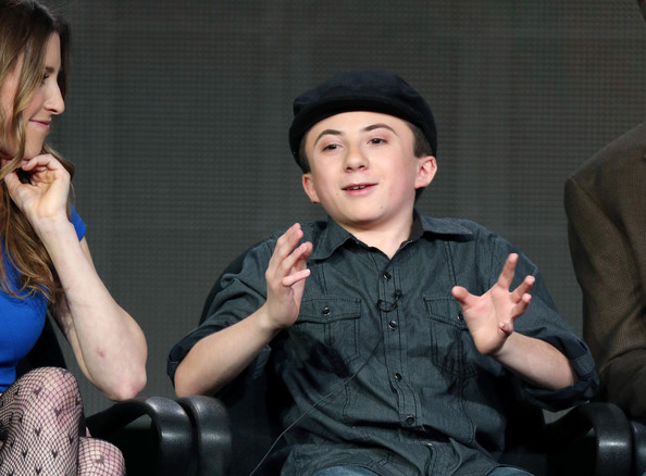 atticus shaffer parents