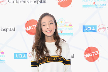 Aubrey Anderson-Emmons UCLA Mattel Children's Hospital's 19th Annual 'Party on the Pier'