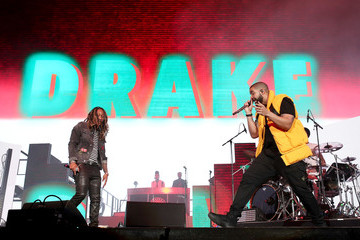 Aubrey Graham 2017 Coachella Valley Music and Arts Festival - Weekend 1 - Day 2