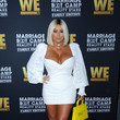 Aubrey O'Day WE Tv Celebrates The Premiere Of 'Marriage Boot Camp'