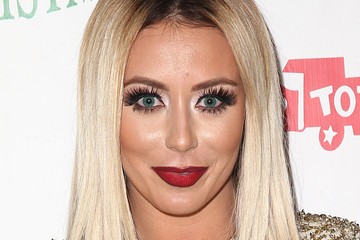 Aubrey O'Day 83rd Annual Hollywood Christmas Parade