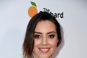 Aubrey Plaza Premiere Of The Orchard's 'Flower' - Arrivals