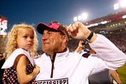 Dan Mullen and Breelyn Mullen Photos Photo