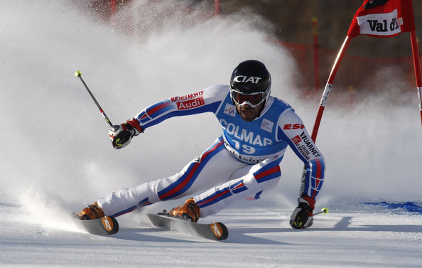 Gauthier De Tessieres (born November 9, 1981) is an athlete from France. Gauthier De Tessieres is competing for medals in the 2010 Winter Olympic Games in