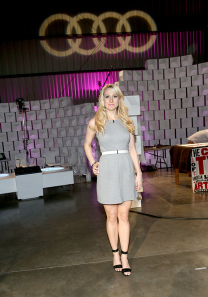 Nikki Glaser In Audi A3 Paidmydues Experience At Hangar 8