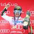 Marcel Hirscher Photos - Marcel Hirscher #2 of Austria celebrates on the medals podium after the  Men's Giant Slalom during the Audi Birds of Prey World Cup on December 3, 2017 in Beaver Creek, Colorado. - Audi Birds of Prey World Cup - Giant Slalom