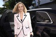 Lisa Kudrow arrives at Audi Celebrates the 71st Creative Arts Emmy Awards at the Microsoft Theater on September 14, 2019 in Los Angeles, California.