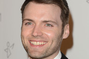 Actor Seth Gabel attends The Art of Elysium's 6th Annual HEAVEN Gala presented by Audi at 2nd Street Tunnel on January 12, 2013 in Los Angeles, California.