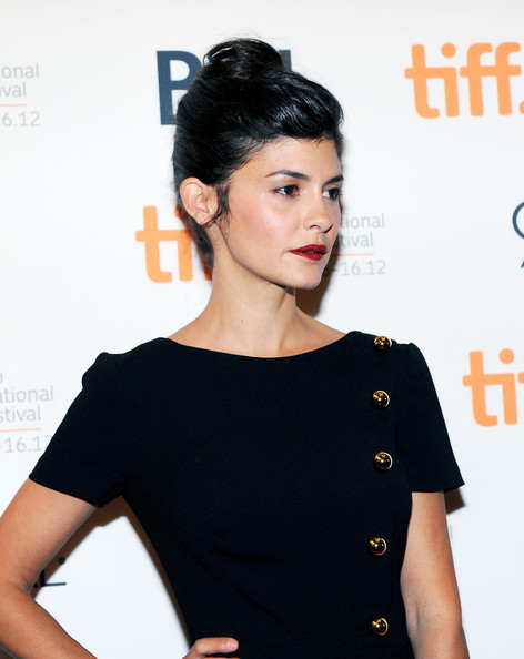 Audrey Tautou - Wallpaper Gallery
