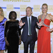 Auma Obama Charity Dinner for Children's Rights in Hamburg