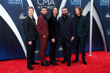Austin Brown The 52nd Annual CMA Awards - Arrivals