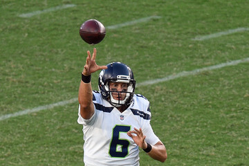 Austin Davis Seattle Seahawks v Los Angeles Chargers