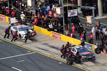 Austin Dillon The Sprint Showdown