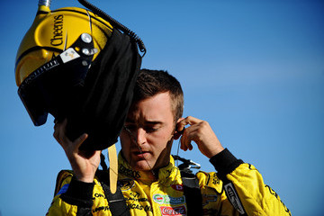 Austin Dillon New Hampshire Motor Speedway: Day 1