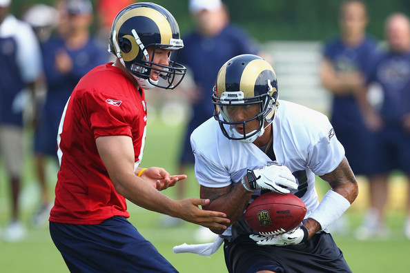 st Louis Rams Training Camp