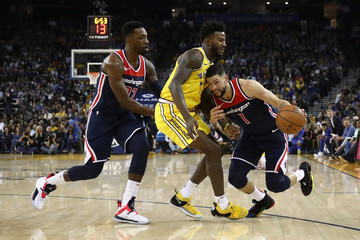 Austin Rivers Washington Wizards vs. Golden State Warriors